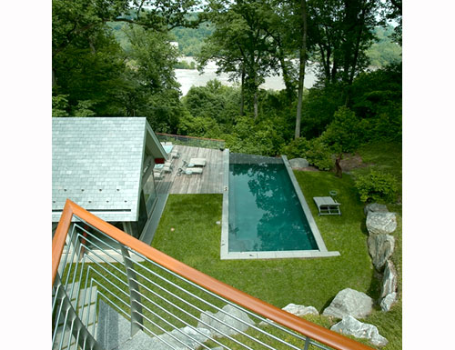 Poolhouse at Little Falls